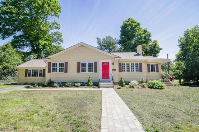 118 Cedar St, Dedham, MA 02026 (MLS #72351179) :: Goodrich Residential