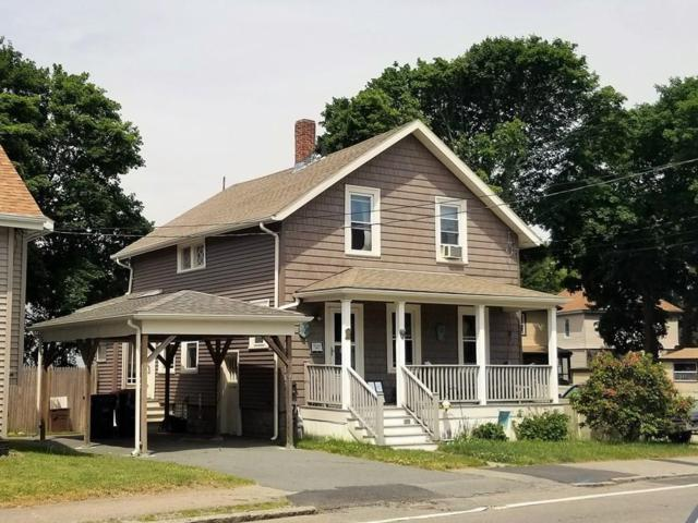 240 Adams St, Fairhaven, MA 02719 (MLS #72351346) :: Cobblestone Realty LLC