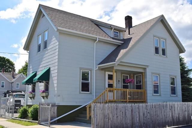 121 Willis St, New Bedford, MA 02740 (MLS #72351385) :: Cobblestone Realty LLC