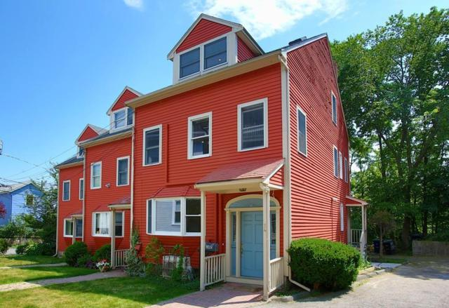 14 Belmont St C, Somerville, MA 02143 (MLS #72351392) :: Vanguard Realty
