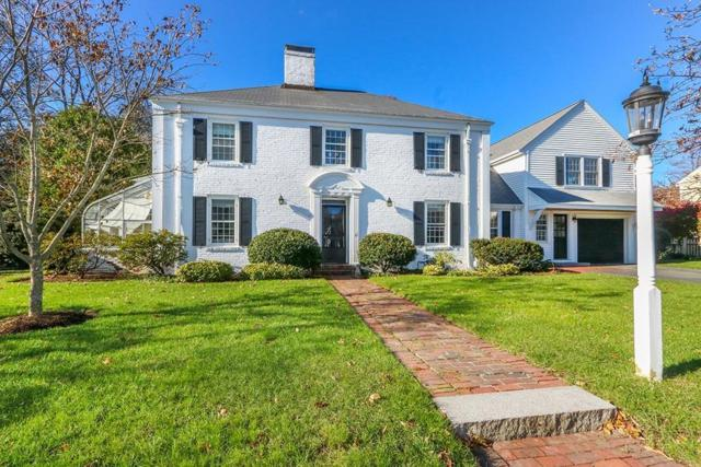 21 Old Farm Road, Dedham, MA 02026 (MLS #72351445) :: The Muncey Group