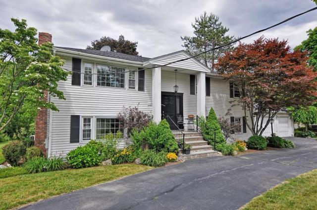 139 Pleasant Street, Framingham, MA 01701 (MLS #72351482) :: ALANTE Real Estate