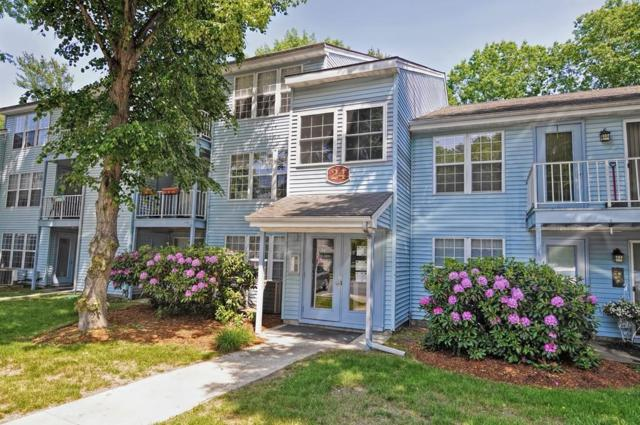 12 Walden Dr #16, Natick, MA 01760 (MLS #72351651) :: Commonwealth Standard Realty Co.
