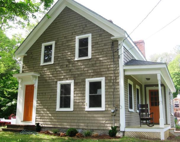 16 Forest Street, Newbury, MA 01922 (MLS #72351704) :: Cobblestone Realty LLC