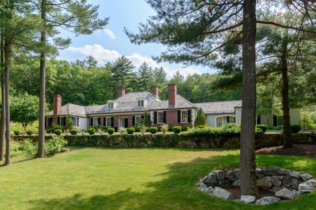 150 Pond Rd, Wellesley, MA 02482 (MLS #72351762) :: Commonwealth Standard Realty Co.
