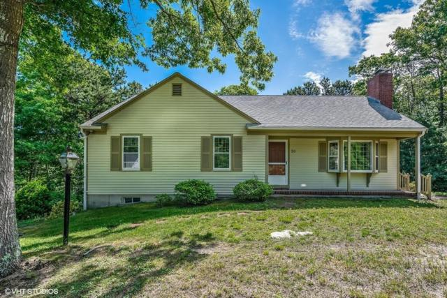 50 Lady Slipper Drive, Dennis, MA 02641 (MLS #72352140) :: Commonwealth Standard Realty Co.