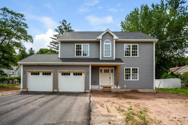 41 Dearborn, East Longmeadow, MA 01028 (MLS #72352225) :: The Goss Team at RE/MAX Properties