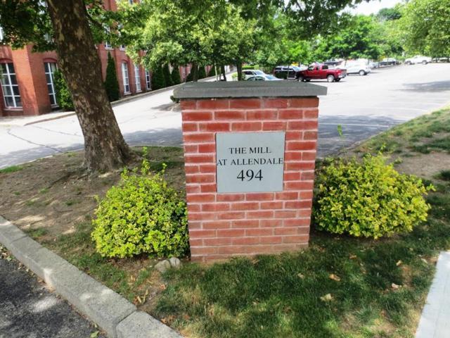 494 Woonasquatucket Ave #106, North Providence, RI 02911 (MLS #72352279) :: Charlesgate Realty Group