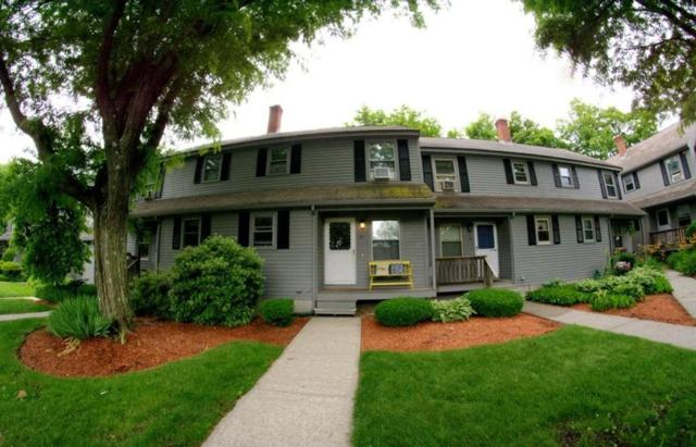 192 Pleasant St #17, Leominster, MA 01453 (MLS #72352946) :: Lauren Holleran & Team