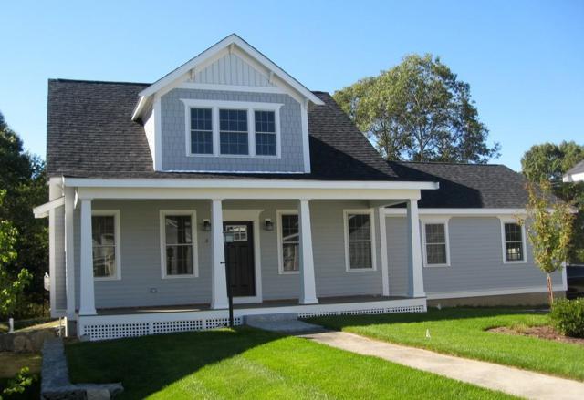 3 Taylor Ln #3, Hingham, MA 02043 (MLS #72353692) :: ALANTE Real Estate