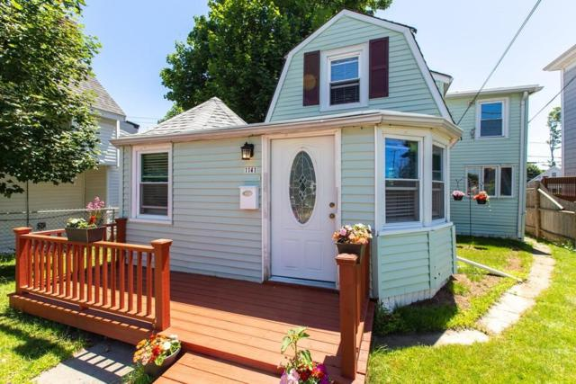 1141 Sea St, Quincy, MA 02169 (MLS #72353716) :: ALANTE Real Estate