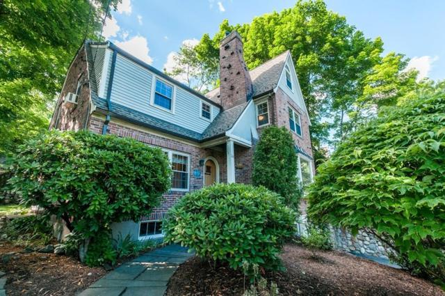 24 Leicester Rd., Belmont, MA 02478 (MLS #72353776) :: ALANTE Real Estate
