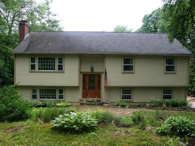 90 Vaughn Hill Road, Bolton, MA 01740 (MLS #72354081) :: The Home Negotiators