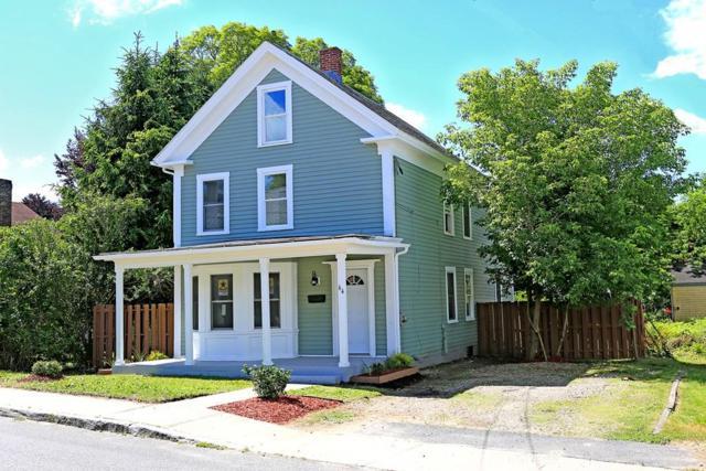 64 Pleasant St, Ware, MA 01082 (MLS #72354144) :: NRG Real Estate Services, Inc.