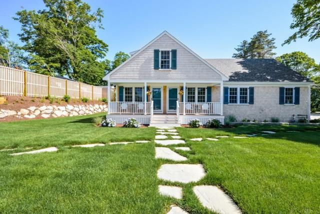 3 Old Dock Road East, Falmouth, MA 02574 (MLS #72354284) :: Lauren Holleran & Team