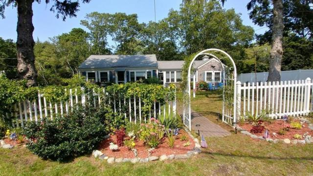 28 Hope Rd, Yarmouth, MA 02664 (MLS #72354440) :: The Muncey Group