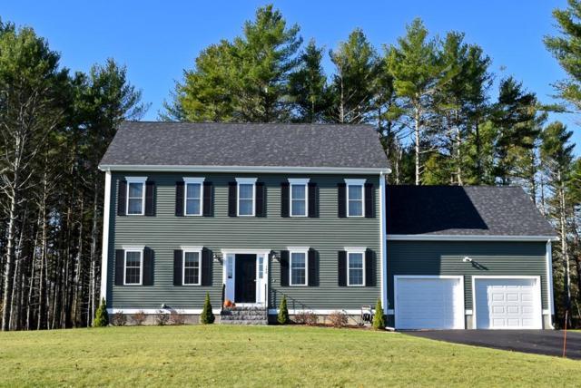 Lot 67/8 Horse Neck Drive, Rochester, MA 02770 (MLS #72354538) :: ALANTE Real Estate