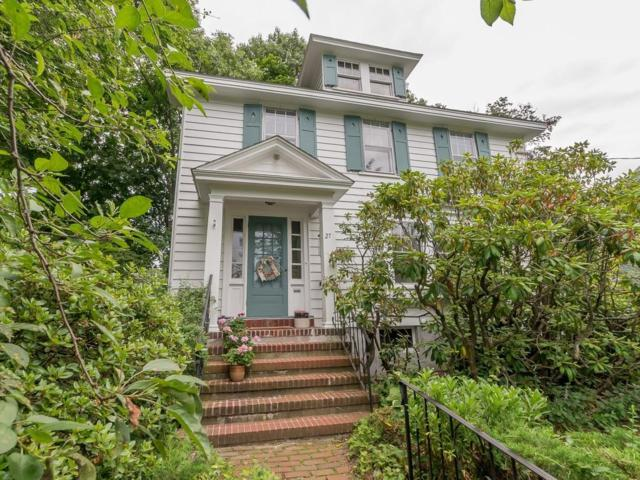 27 Aborn Ave, Wakefield, MA 01880 (MLS #72354913) :: Mission Realty Advisors