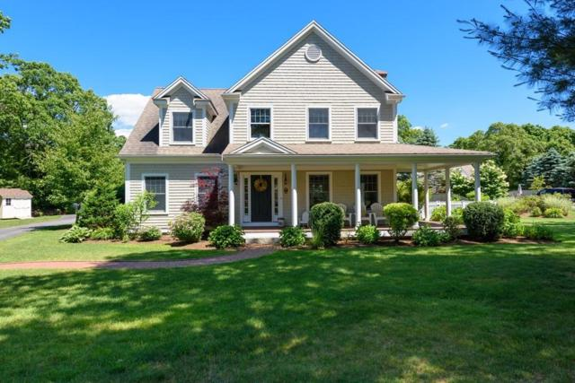 6 Willow Nest Ln, Falmouth, MA 02556 (MLS #72355088) :: The Muncey Group