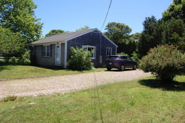 18 Mercier Way, Edgartown, MA 02539 (MLS #72355128) :: ALANTE Real Estate