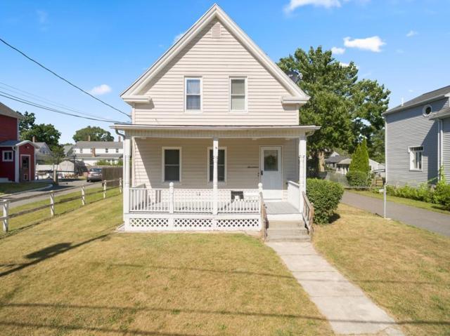 17 Smith Street, Taunton, MA 02780 (MLS #72355351) :: ALANTE Real Estate