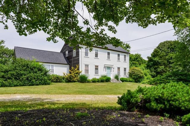 52 Barneys Joy Road, Dartmouth, MA 02748 (MLS #72355449) :: The Muncey Group