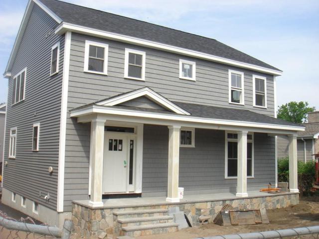 Lot A Pearl Street #2, Newton, MA 02458 (MLS #72355542) :: ALANTE Real Estate