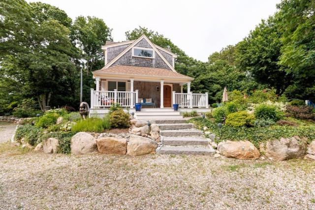 819 West Falmouth Highway, Falmouth, MA 02574 (MLS #72356746) :: Commonwealth Standard Realty Co.