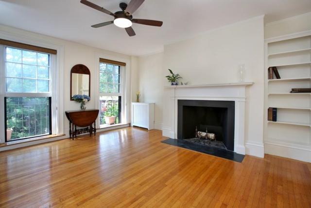 50 Pinckney St #2, Boston, MA 02114 (MLS #72356810) :: Westcott Properties