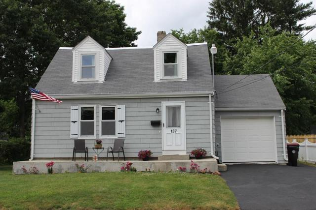 137 Channing Ave, Brockton, MA 02301 (MLS #72356938) :: Anytime Realty