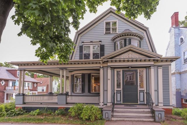 80 Ocean St, Lynn, MA 01902 (MLS #72357024) :: ALANTE Real Estate