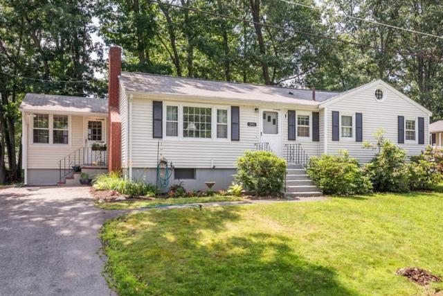 241 Remington St, Lowell, MA 01852 (MLS #72357095) :: ALANTE Real Estate