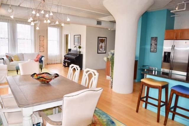 210 South St 8-2, Boston, MA 02111 (MLS #72357200) :: ALANTE Real Estate