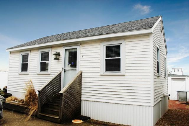 56 Atlantic Ave #5, Salisbury, MA 01952 (MLS #72357589) :: Westcott Properties
