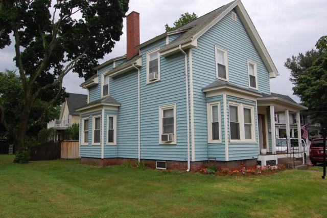 1064 Main, Wakefield, MA 01880 (MLS #72357656) :: Westcott Properties