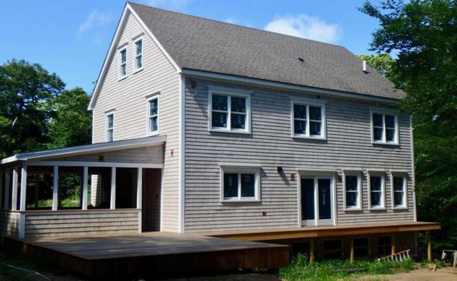133 Indian Hill Rd, West Tisbury, MA 02575 (MLS #72357829) :: Local Property Shop