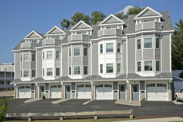 18 Rockland Circle #18, Hull, MA 02045 (MLS #72357960) :: Westcott Properties