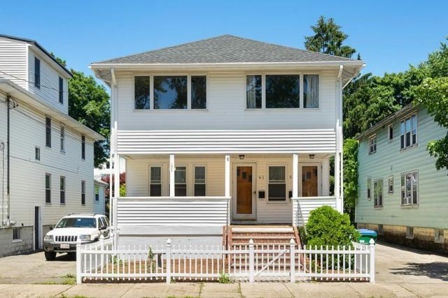 59 Thomas St, Medford, MA 02155 (MLS #72357998) :: Westcott Properties