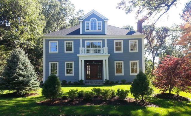 356 Marsh Street, Belmont, MA 02478 (MLS #72358049) :: ALANTE Real Estate