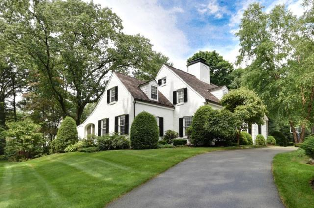 45 Lowell Rd, Wellesley, MA 02481 (MLS #72358413) :: The Gillach Group