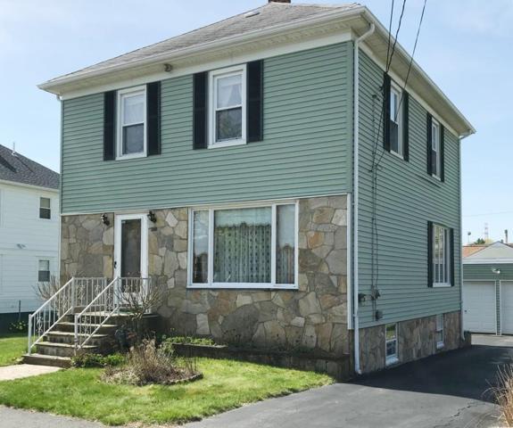 151 Pratt Ave., Somerset, MA 02726 (MLS #72358546) :: ALANTE Real Estate