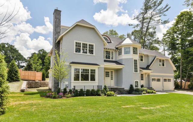 19 Crafts Rd, Brookline, MA 02467 (MLS #72358666) :: Goodrich Residential