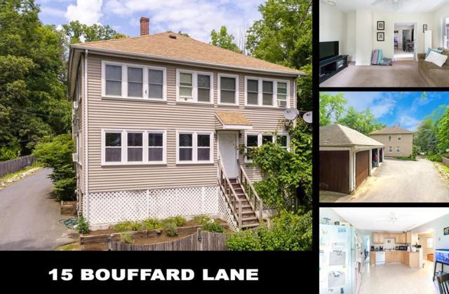 15 Bouffard Ln, Uxbridge, MA 01569 (MLS #72358820) :: Westcott Properties