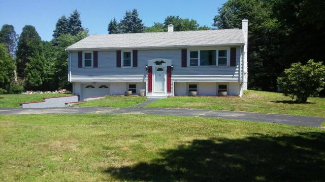 539 Elm St, Bridgewater, MA 02324 (MLS #72358860) :: ALANTE Real Estate