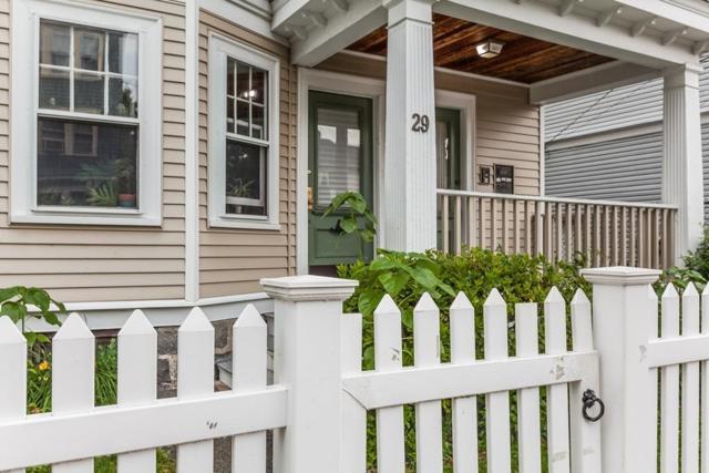 29 Gartland St #2, Boston, MA 02130 (MLS #72358879) :: Westcott Properties