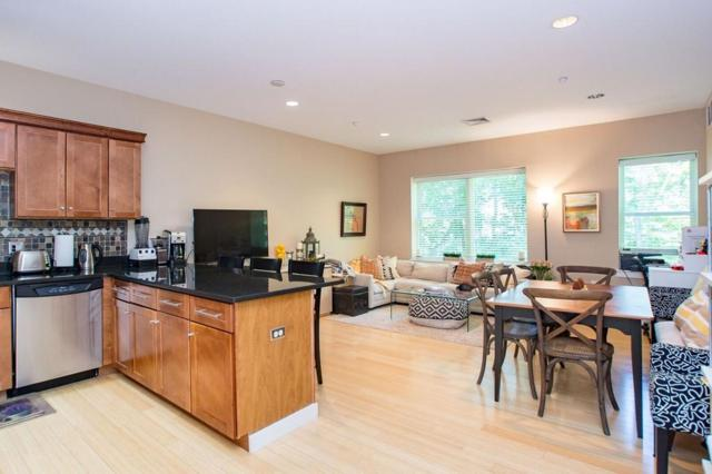 99 Chestnut Hill Ave. #314, Boston, MA 02135 (MLS #72358905) :: Vanguard Realty