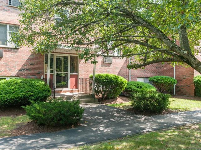 89 Walnut St #6, Newton, MA 02460 (MLS #72358963) :: Westcott Properties