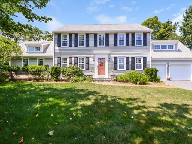 23 Laura Lane, Bourne, MA 02532 (MLS #72358965) :: ALANTE Real Estate