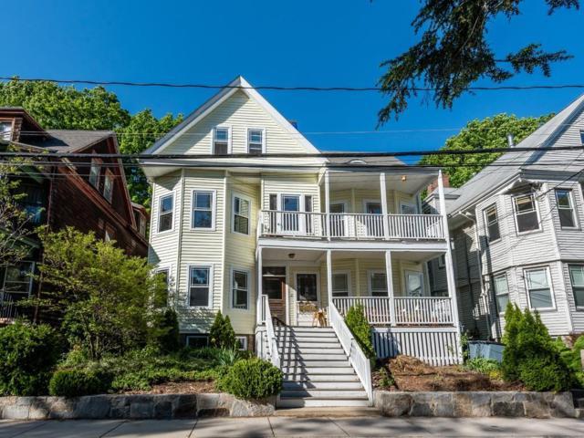 22 Boylston St #3, Boston, MA 02130 (MLS #72358971) :: Westcott Properties