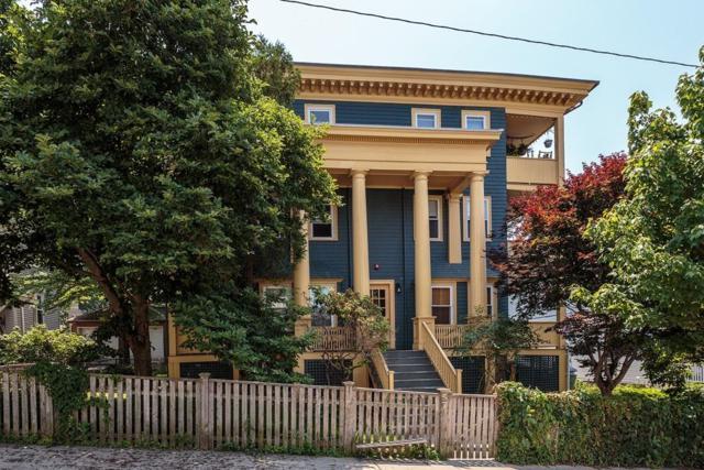 97 Montebello Rd #5, Boston, MA 02130 (MLS #72359047) :: Westcott Properties